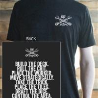 Board Game Mechanic T-shirt