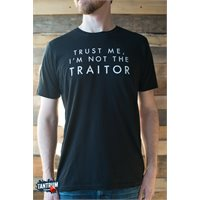 I'm Not the Traitor T-shirt