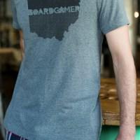 Board Gamer State T-shirt