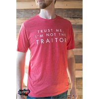 I'm Not the Traitor shirt