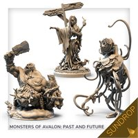 Monsters of Avalon: Past and the future (sundrop)