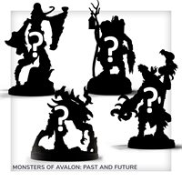 Monsters of Avalon: Past and the future