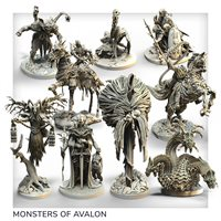 Monsters of Avalon (sundrop)