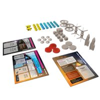 High Frontier 6th Player Component Kit