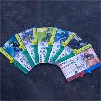 4-pack SEND IT! The Mountain Biking Board Game
