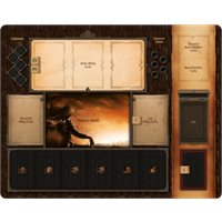 Double-Sided SMALL Player Mat SE
