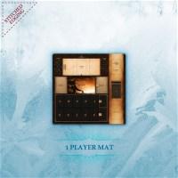 Classic MEDIUM Player Mat SE