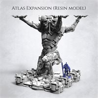 Atlas - resin