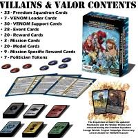 Villains & Valor Expansion