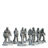 resin characters