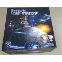 **Secrets of the Lost Station - GALAXY DEFENDER LATE PLEDGE - (FULL GAME + ALL EXPANSIONS!) (STANDEE)