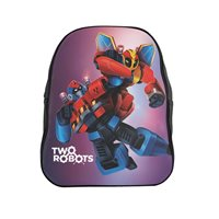 Two Robots Backpack