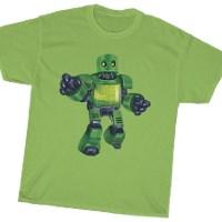 Two Robots T-Shirt