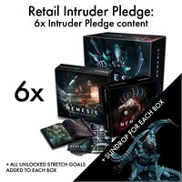 Retail Intruder pledge (Gamer all-in)