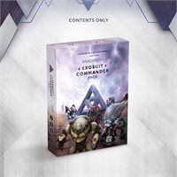 Exosuit Commander Pack - No box, Contents Only! (Late Pledge)