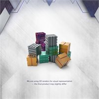 Metal Resource Cube Pack (80 pieces)