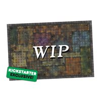 Neoprene Stretch Goal Game Board Mat