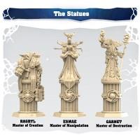 Arena Statues