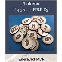 White Out Tokens