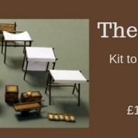 The Ancient Souk Set Dressings
