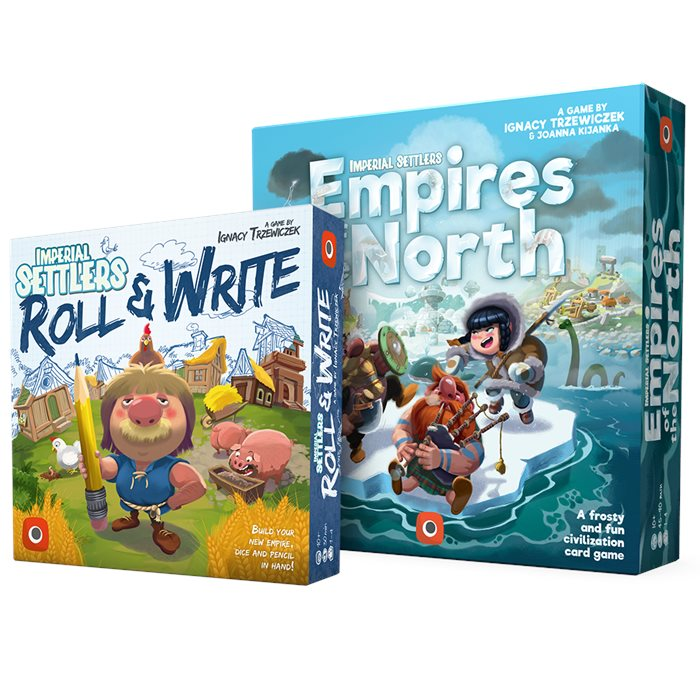 Imperial Settlers 2019 bundle