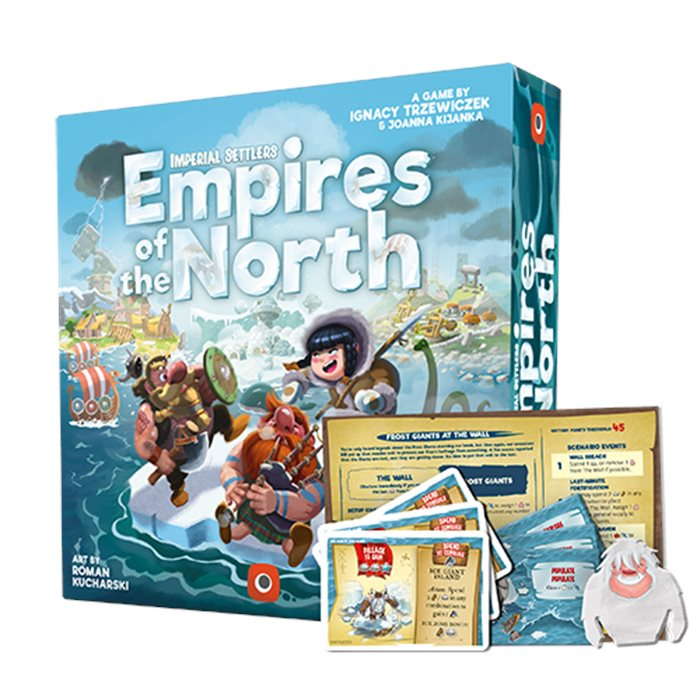 IS: Empires of the North