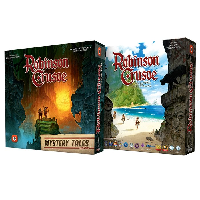 Robinson Crusoe bundle