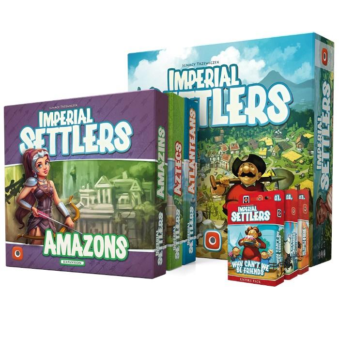 Imperial Settlers line bundle