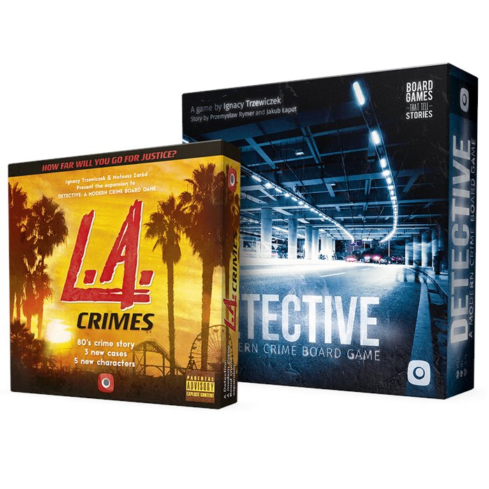 Detective bundle