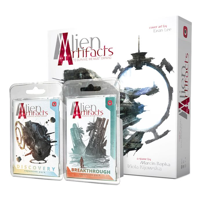 Alien Artifacts bundle