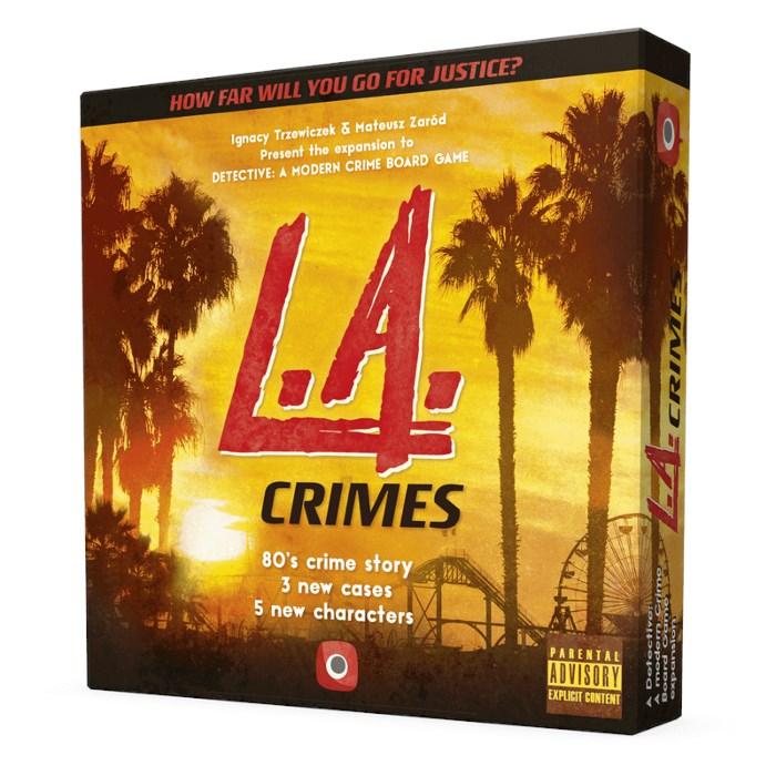 Detective: LA Crimes