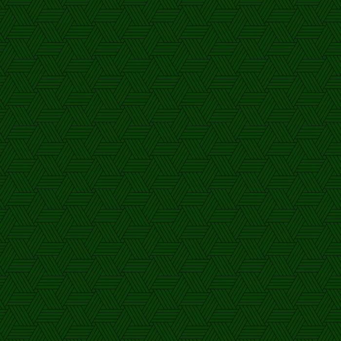 Tri-Pattern Green 92x183