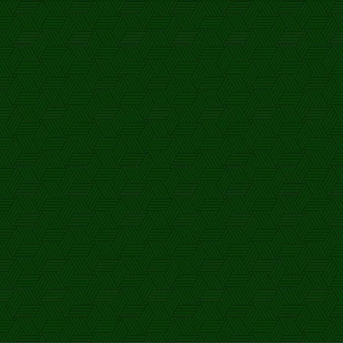 Tri-Pattern Green 97x153