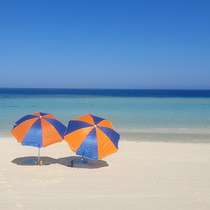 Beach 92x183