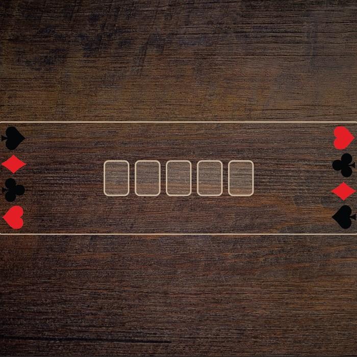 Poker 90x120