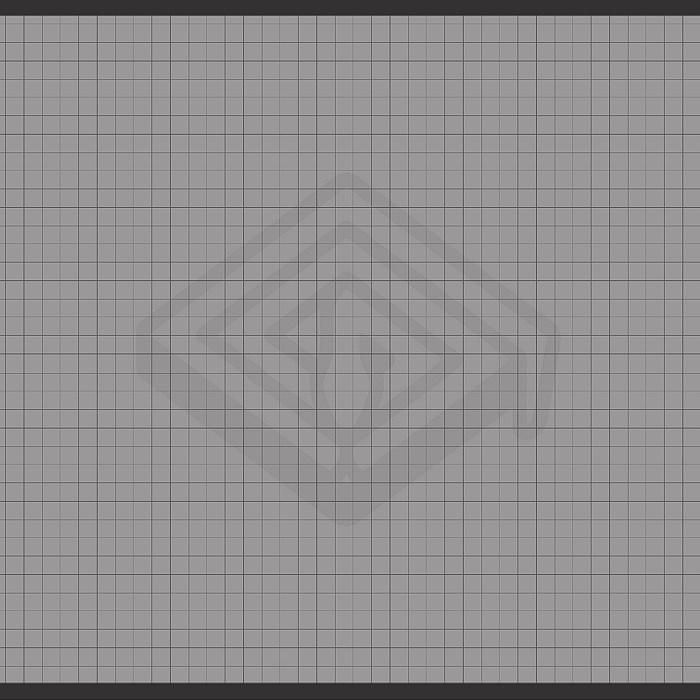 1 Inch Grid 97x153