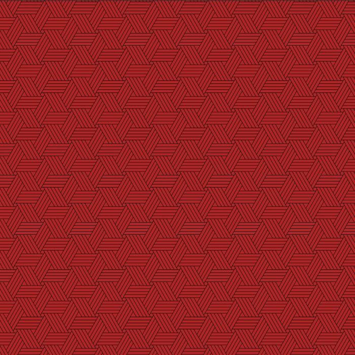 Tri-Pattern Red