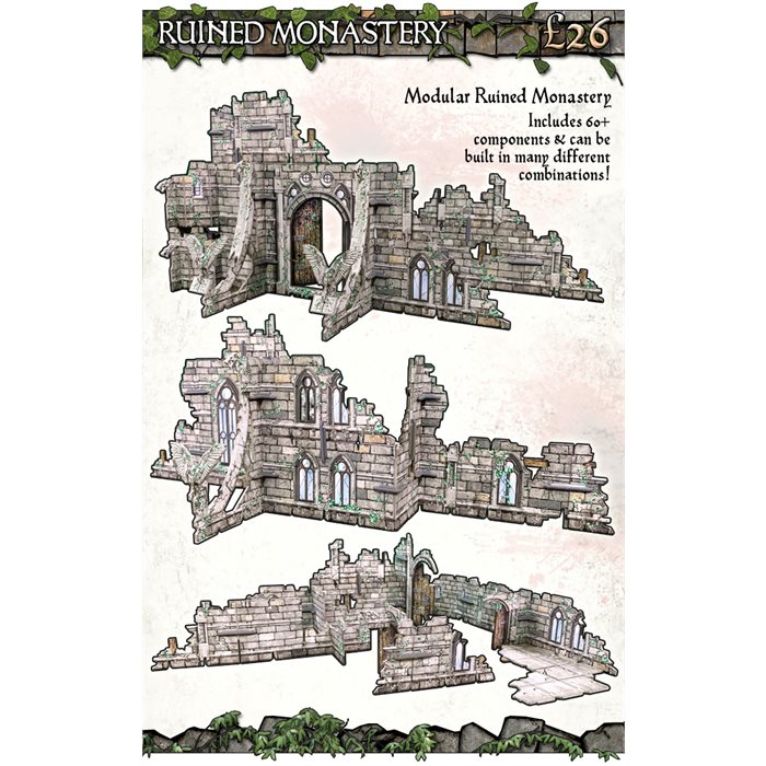 Ruined Monastery