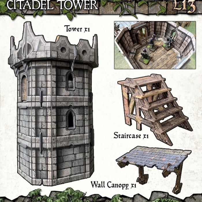 Citadel Tower