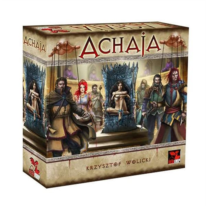 Achaia - German edition