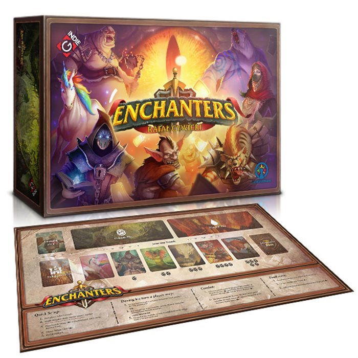 Enchant it with Game Mat!