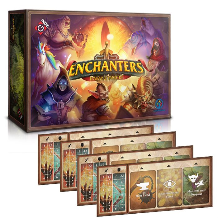 Enchant it with Player Mats!
