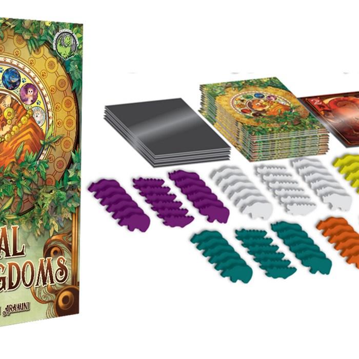 Animal Kingdoms: Deluxe Version