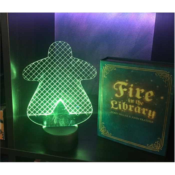Meeple Lamp