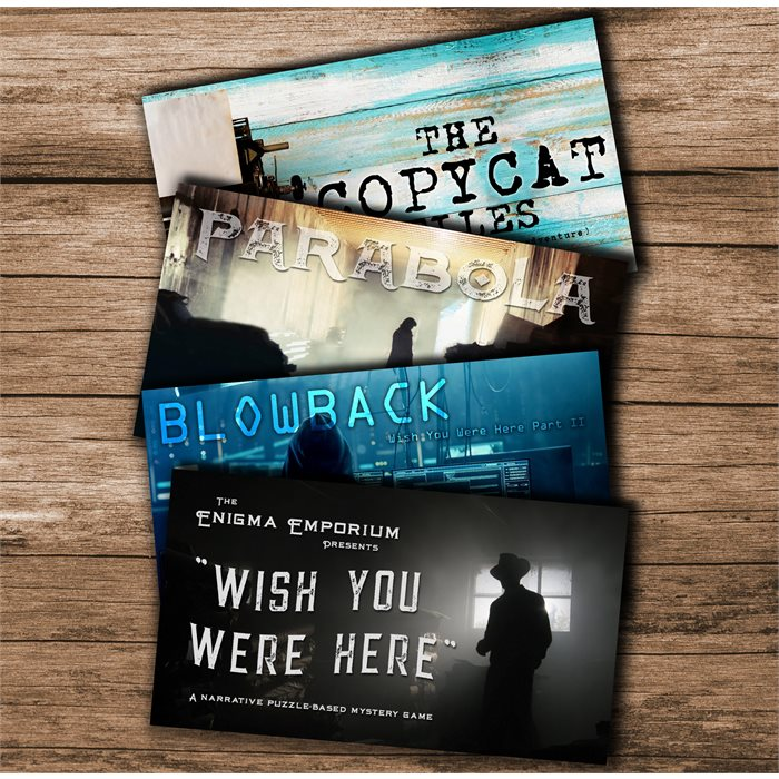 All The Postcards!!!
