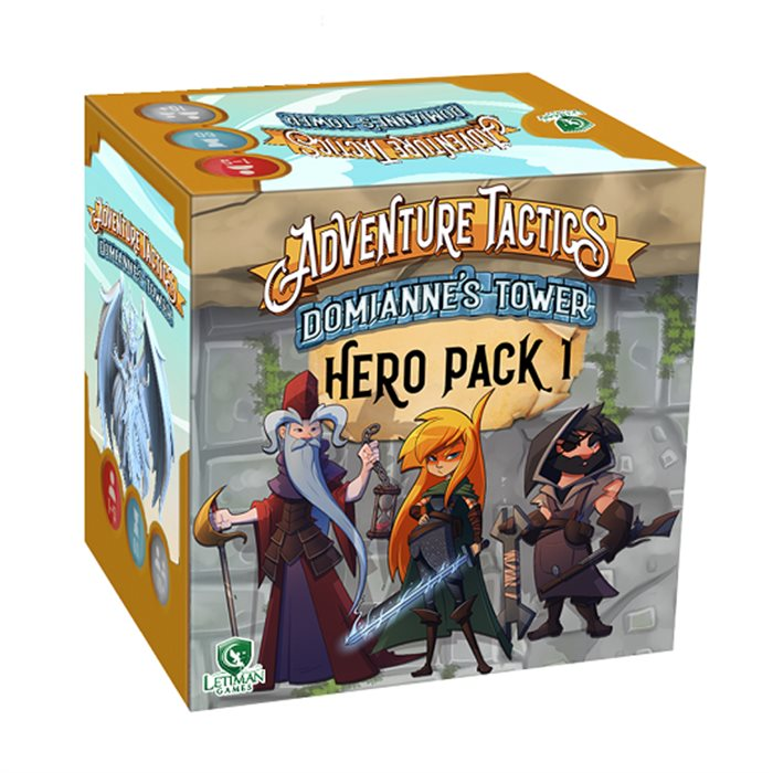 Adventure Tactics Hero Pack one