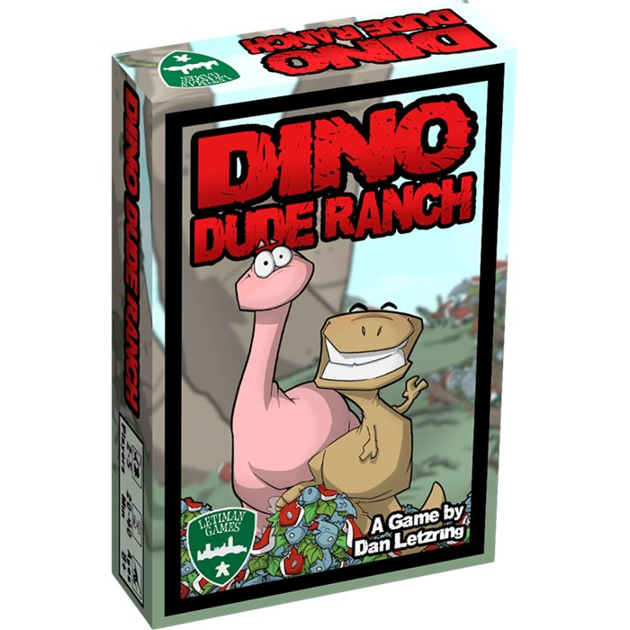 Dino Dude Ranch Base Game Only