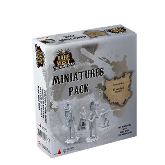 Silver Miniatures Pack