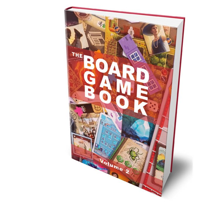 The Board Game Book, Volume 2 (Digital Editions)