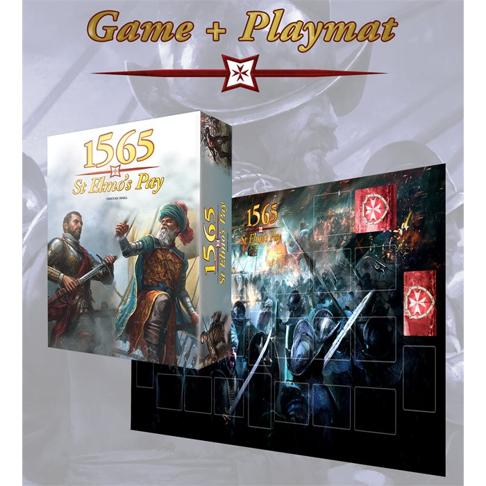 1565 Game + Playmat